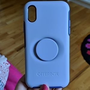 OtterBox Pop iPhone Xr Case